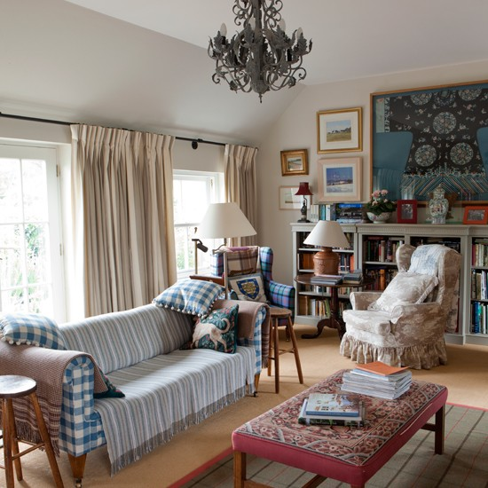 Mediterranean House Design Ideas 11 Most Charming Ones In: French PROVENCAL-inspired Living Room Decor For The FALL
